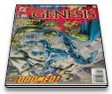Genesis (DC) #1, 2, 3, 4, Ash 1