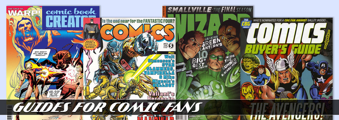 Comic Magazines