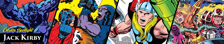 Jack Kirby AA Hero