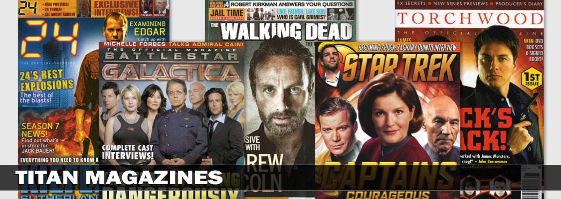 Titan Magazines